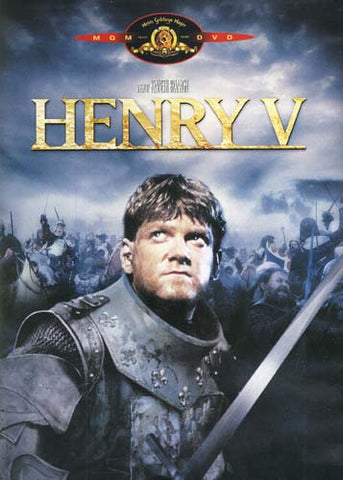 Henry V DVD Movie