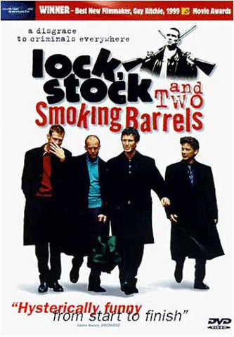 Lock, Stock and Two Smoking Barrels DVD Movie