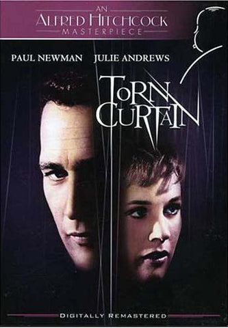 Torn Curtain - Alfred Hitchcock (Bilingual) DVD Movie