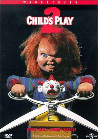 Child's Play 2 DVD Movie