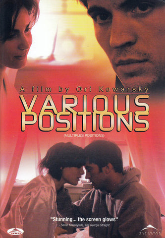 Various Positions (Bilingual) DVD Movie