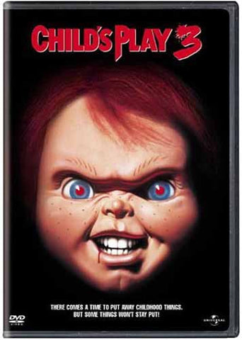 Child's Play 3 DVD Movie