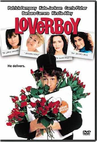 Loverboy (Patrick Dempsey) DVD Movie
