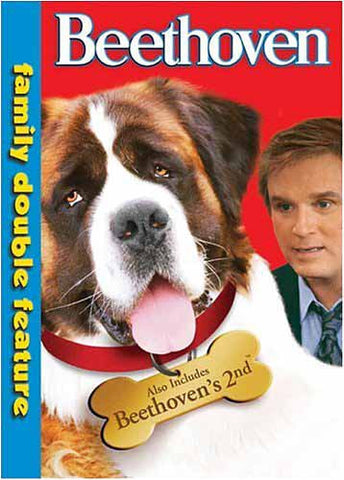 Beethoven Family Double Feature DVD Movie