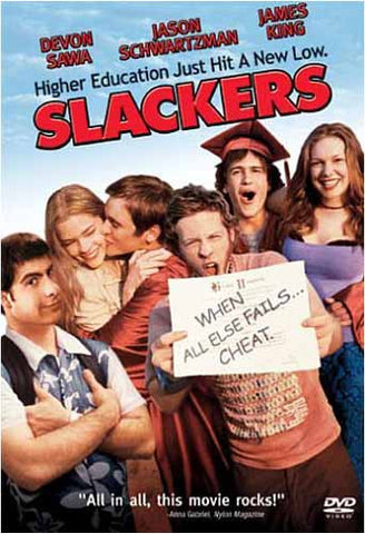 Slackers(Bilingual) DVD Movie