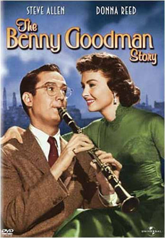 The Benny Goodman Story DVD Movie