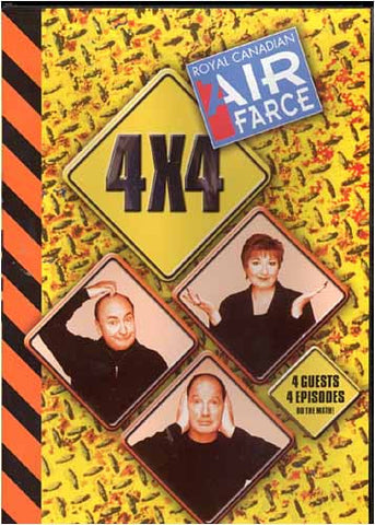 Royal Canadian Air Farce - 4X4 DVD Movie