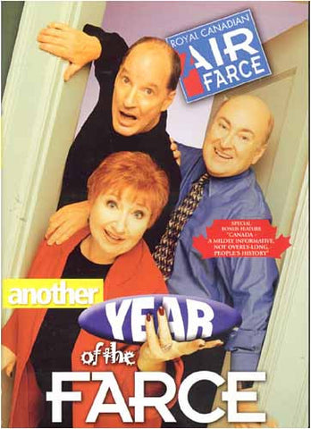 Royal Canadian Air Farce - Another year of the Farce DVD Movie