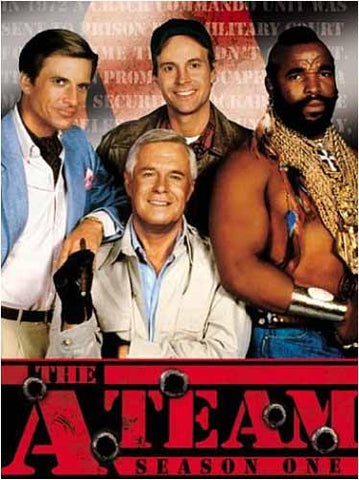The A-Team - Season One (Big Box) (Boxset) DVD Movie