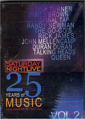 Saturday Night Live - 25 Years of Music - Vol. 2