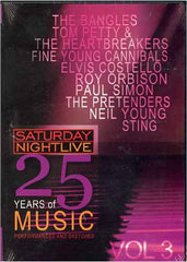 Saturday Night Live - 25 Years of Music - Vol. 3