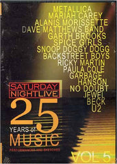 Saturday Night Live - 25 Years of Music - Vol. 5
