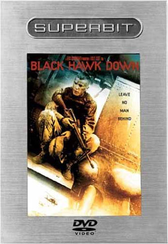 Black Hawk Down (Superbit Collection) DVD Movie
