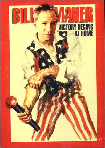 Bill Maher - Victory Begins at Home DVD Movie