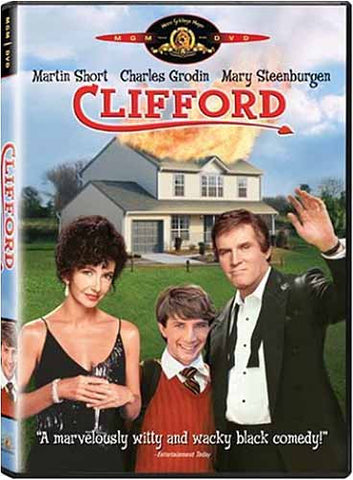 Clifford (MGM) DVD Movie