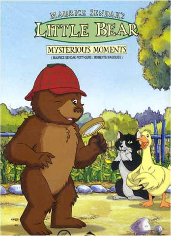 Little Bear - Mysterious Moments DVD Movie