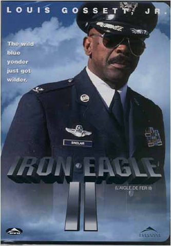 Iron Eagle 2(Bilingual) DVD Movie