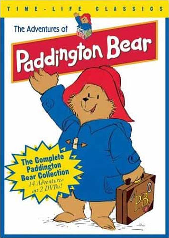 The Adventures of Paddington Bear (The Complete Paddington Bear Collection) DVD Movie