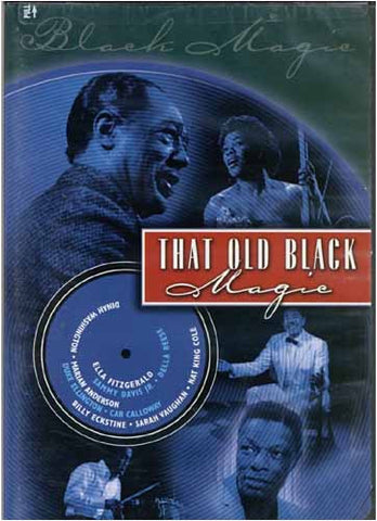 That Old Black Magic DVD Movie