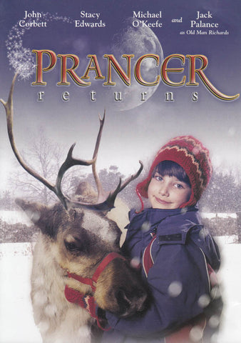 Prancer Returns DVD Movie