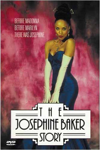 The Josephine Baker Story DVD Movie