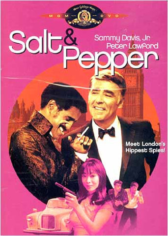 Salt and Pepper DVD Movie