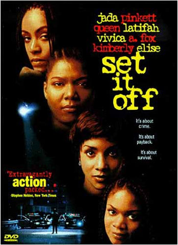 Set It Off DVD Movie
