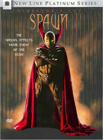 Spawn (Director s Cut) (New Line Platinum Series)(Bilingual) DVD Movie