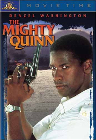 The Mighty Quinn (1989) (MGM) (Bilingual) DVD Movie