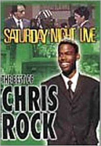 Saturday Night Live - The Best of Chris Rock DVD Movie
