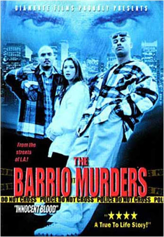 The Barrio Murders DVD Movie