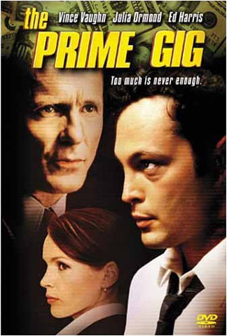 The Prime Gig DVD Movie