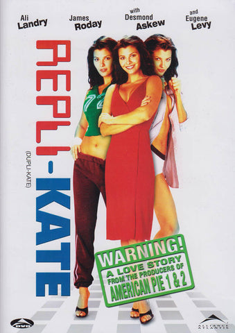Repli-Kate (Bilingual) DVD Movie