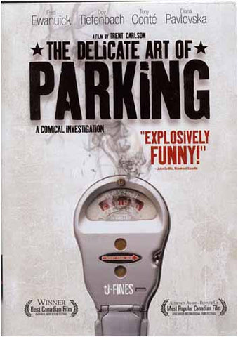 The Delicate Art of Parking DVD Movie