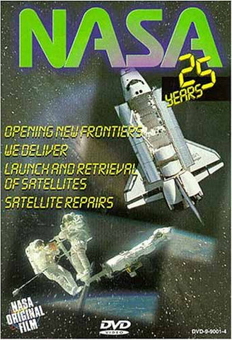 NASA - 25 Years of Glory Vol. 4 (1998) DVD Movie