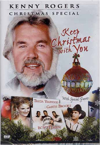 Kenny Rogers Christmas Special: Keep Christmas With You DVD Movie