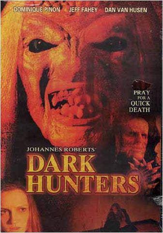 Dark Hunters DVD Movie