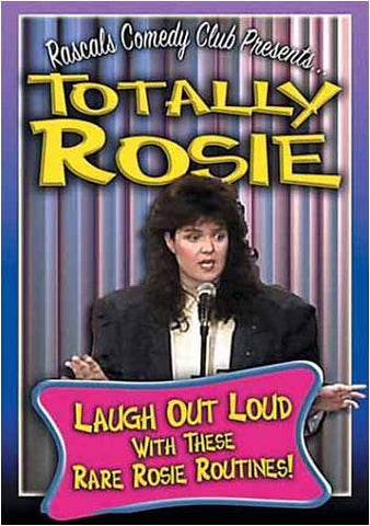 Totally Rosie - Rascals Comedy Club Presents DVD Movie