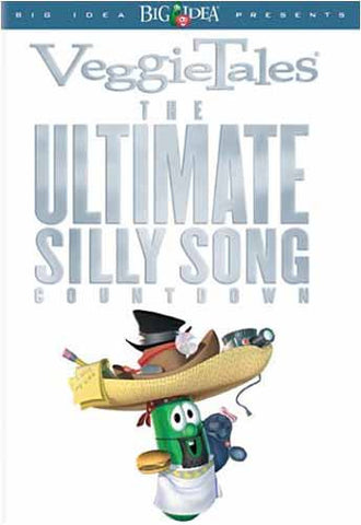 VeggieTales - The Ultimate Silly Song Countdown DVD Movie