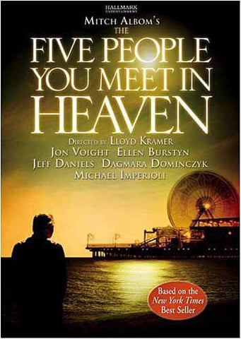 The Five People You Meet in Heaven DVD Movie