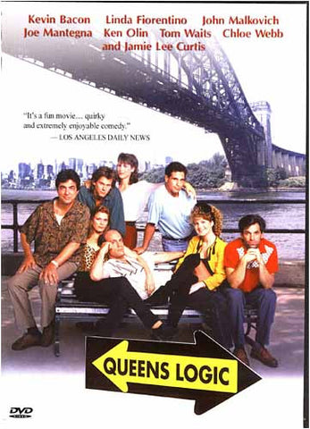 Queens Logic DVD Movie