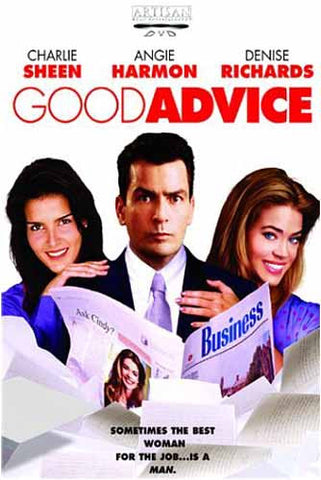 Good Advice DVD Movie