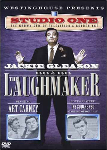 Studio One: Laughmaker/The Square Peg DVD Movie