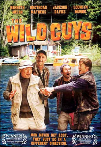 The Wild Guys DVD Movie