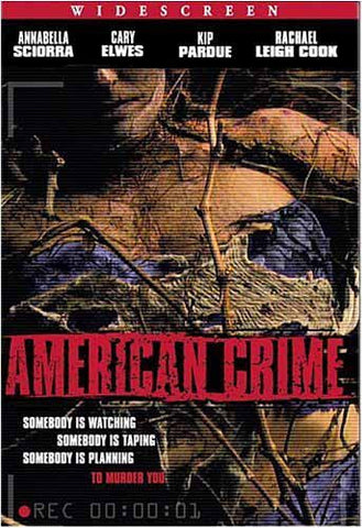 American Crime DVD Movie