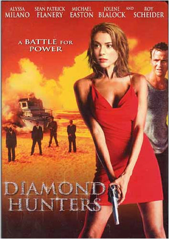 Diamond Hunters DVD Movie
