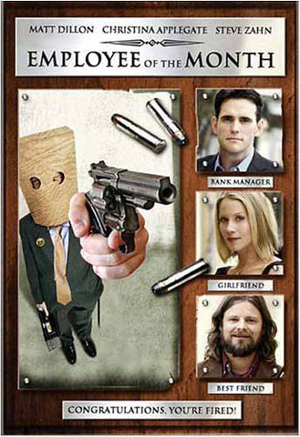 Employee of the Month (Matt Dillon) DVD Movie