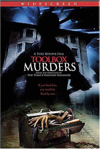 Toolbox Murders DVD Movie
