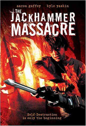 Jackhammer Massacre DVD Movie