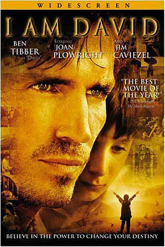 I Am David DVD Movie
